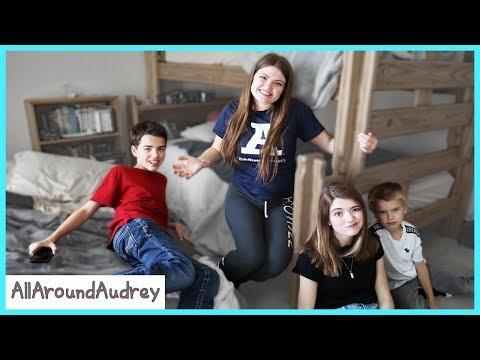 24 Hours In My Brothers Room / AllAroundAudrey