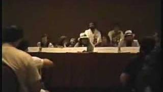 Wild Cards : 1988 WorldCon Panel Interview