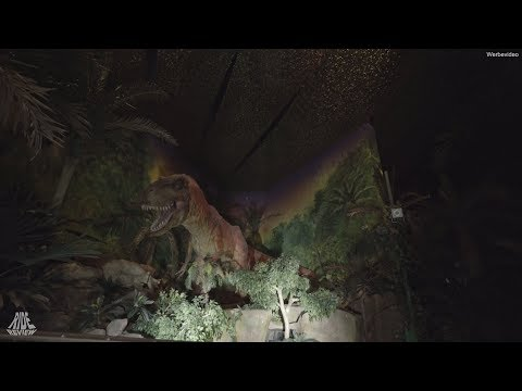 The Forbidden Territory – POV – IMG Worlds of Adventure – Motionbase Dark Ride