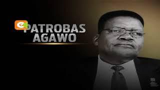 Mwanahabari Agawo Patrobas aaga dunia