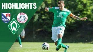 Max Kruse, Martin Harnik & Josh Sargent | Alle Tore vom Blitzturnier in Bremerhaven | SVW