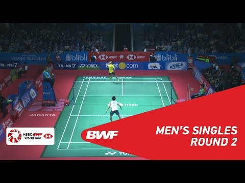 MS | Anthony Sinisuka GINTING (INA) vs Kento MOMOTA (JPN) | BWF 2018 Mp3