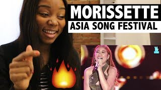 Morissette Amon - 2017 ASIA SONG FESTIVAL - REACTION  | ibukola