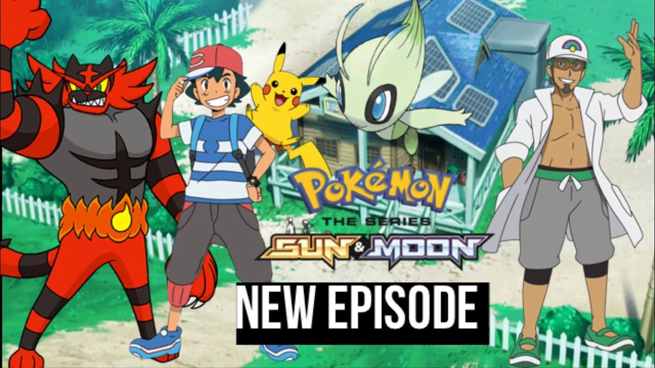 Images of sun and moon pokemon anime episodes 125 sub