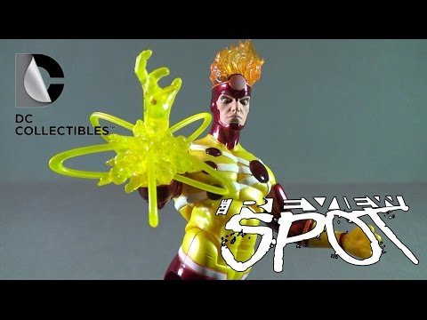 Toy Spot - DC Collectibles DC Icons Firestorm Figure