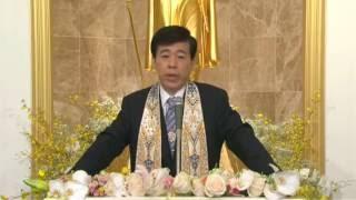 Ryuho Okawa visited New York, USA, during 2008 as the bailout of ma...
