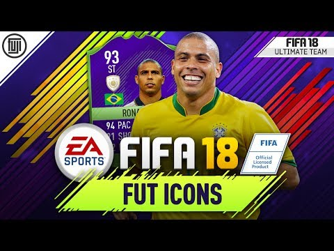FIFA 18 - ICONS! RONALDO ICON CARD! MY THOUGHTS! - FIFA 18 Ultimate Team