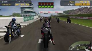 SBK 09 SUPERBIKE WORLD CHAMPIONSHIP Gampley for PSP