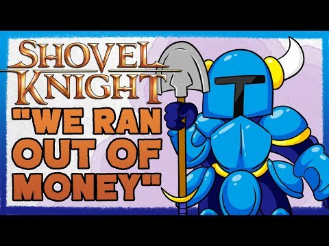 Shovel Knight: The Story of Yacht Club Games and a Kickstarter That Was Too Successful