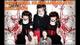 BABYMETAL Headbanger ヘドバンギャー   Reaction リアクションビデオ