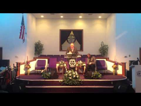 PASTOR BRUCE COHEN SR: IF THE LORD LEAD YOU TO IT, HE WILL TAKE YOU THROUGH IT