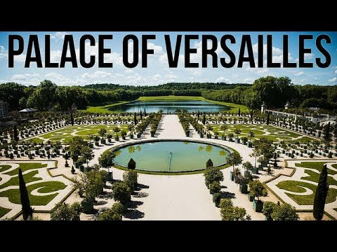 PALACE OF VERSAILLES | EUROPE DAY 11