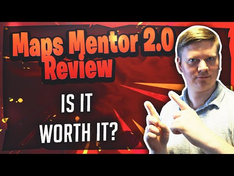 Maps Mentor 2.0 Review & Testimonial for Paul James