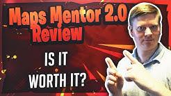 Maps Mentor 2.0 Review & Testimonial for Paul James