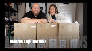 I bought a $1,560 Amazon Customer Returns Liquidation Pallet / Mystery Boxes