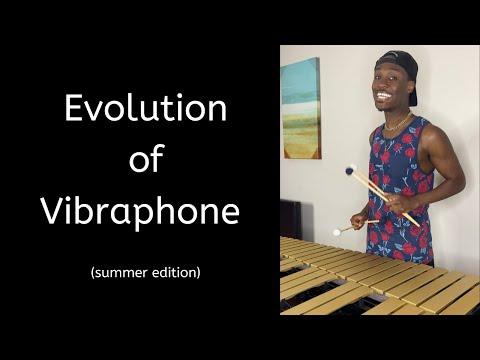 Evolution of Vibraphone
