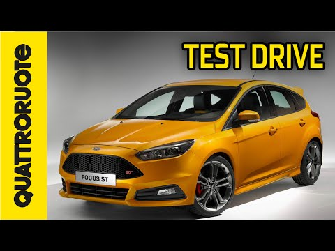 Ford Focus ST 2014 Test Drive