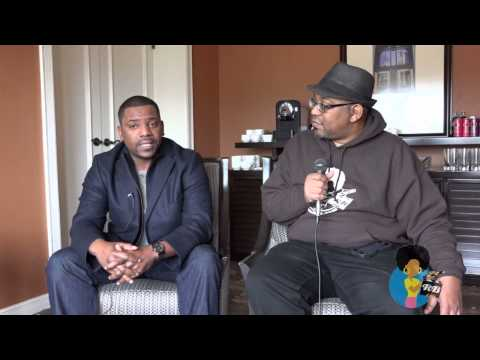 Mekhi Phifer - On Divergent: Insurgent and Clockers Anniversary