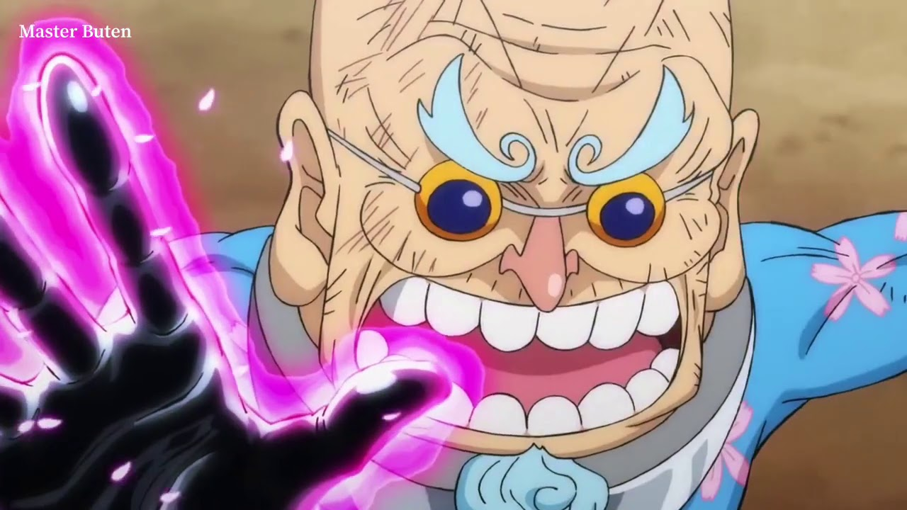 Download One Piece Episode 936 English Sub The Famous Hyogoro The Flower|Revealed His True Power