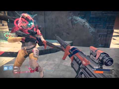 Destiny Invisible Hacker found!!!