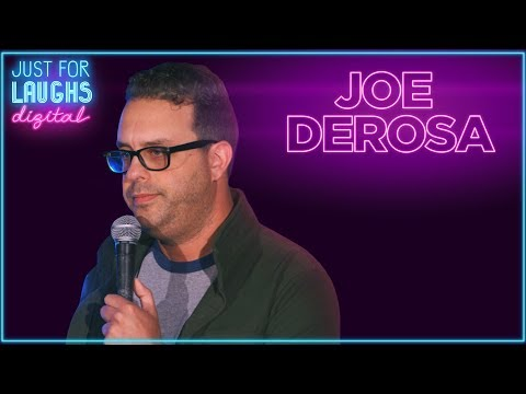 Joe DeRosa - Stand Up Comedy Is Lower Than Porn