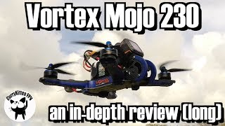 FPV Reviews: Getting in-depth with the Vortex Mojo 230, from Horizon/ImmersionRC
