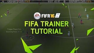 FIFA 16 Tutorial - FIFA Trainer
