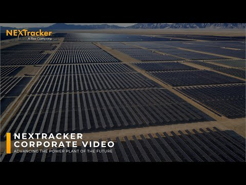 NEXTracker Corporate Video