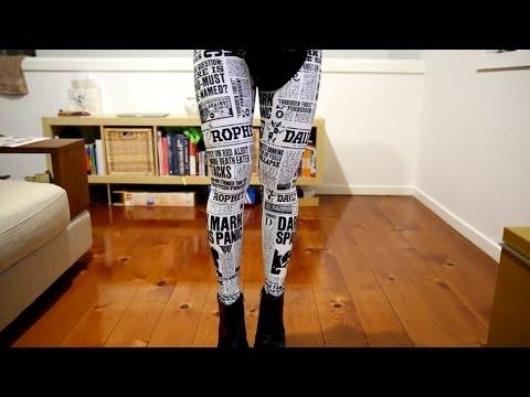 a2bf24588b9e14 Black Milk Leggings Collection (FULL) - YouTube