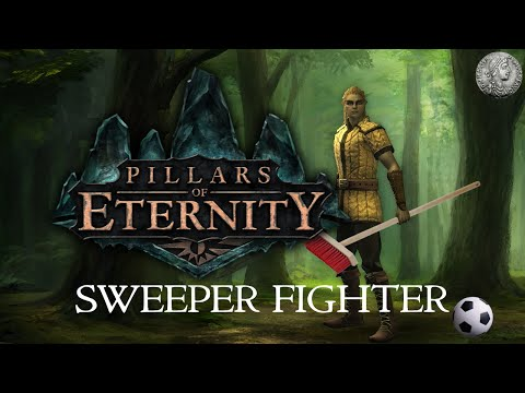 PIllars of Eternity - Character Creation Min-Max Guide - Fighter (DPS/Sweeper) + Combat Demo