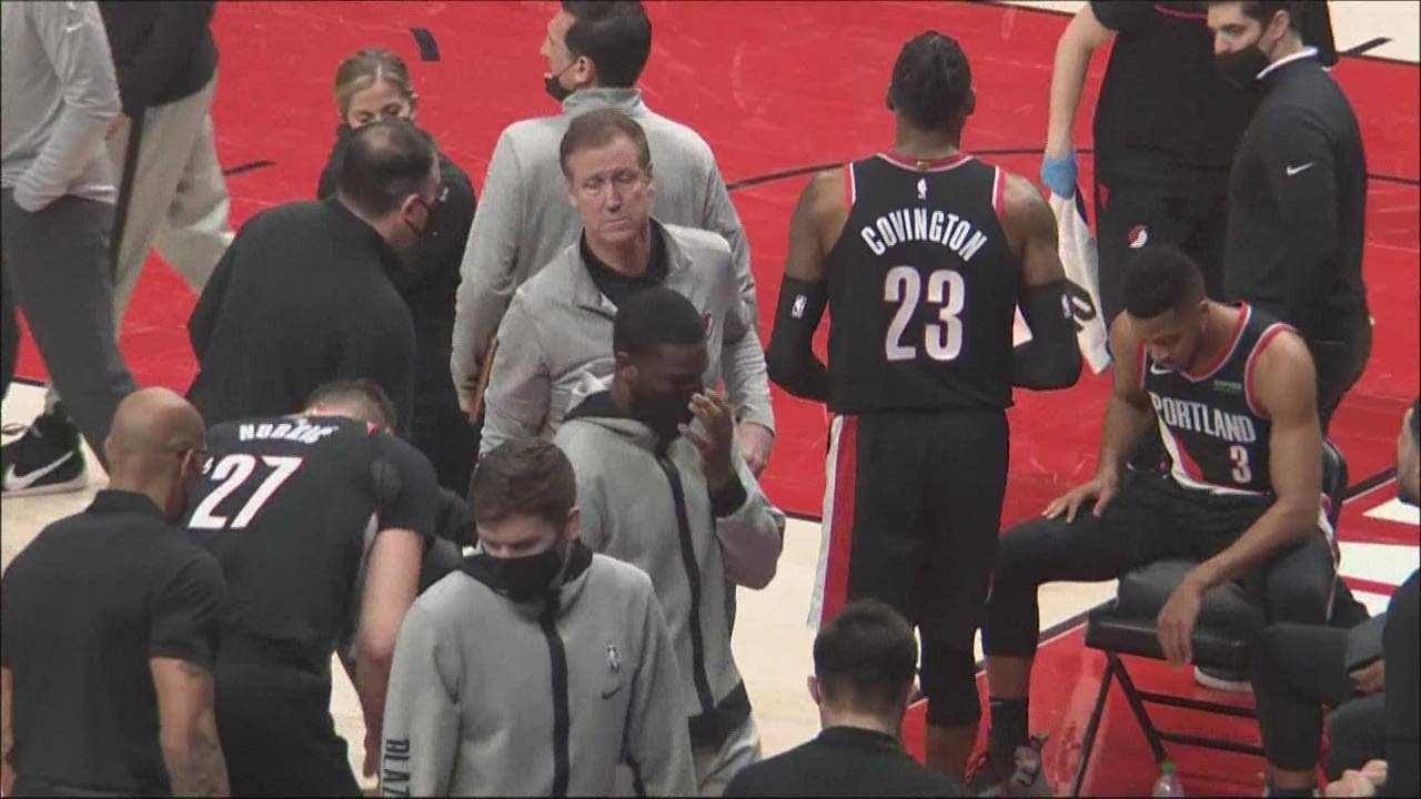 Reports: Terry Stotts, Portland Trail Blazers agree to part ways