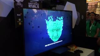 Xbox one : Review Kinect technology scans in Kinect Sports Rivals