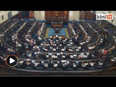 Lakar sejarah, Dewan lulus pindaan perlembagaan undi 18 tahun