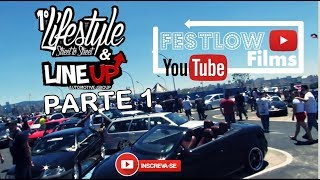 Encontro de Carros shopping D 1° LIFESTYLE & LINEUP MEETING | PARTE 1 thumbnail