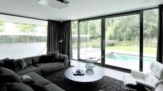 Sliding patio doors from Reynaers at Home