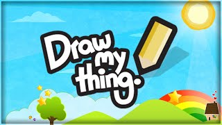 IN SYNC! | DRAW MY THING! (With Facecam)