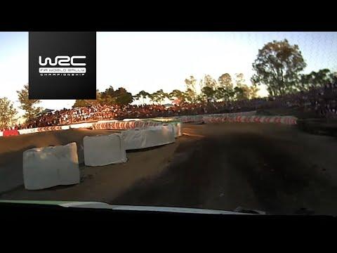 WRC 2 - Rally Guanajuato México 2018: ONBOARD Tidemand SS17