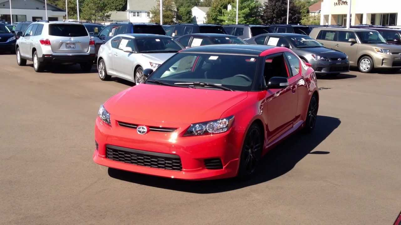 2013 scion tc release series 8 0 manual transmission youtube Scion tC Car 2008 Scion tC
