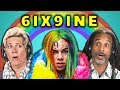 PARENTS REACT TO 6IX9INE (Tekashi69)