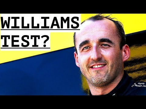 "Kubica Gunning For Williams Seat - Aston Martin Red Bull - Ricciardo ""Still at Top"" - Force Racing"