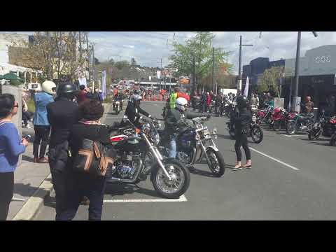 VBS Co. Distinguished Gentleman's Ride 2017 Hamilton NZ, custom motorcycles, dapper, charity