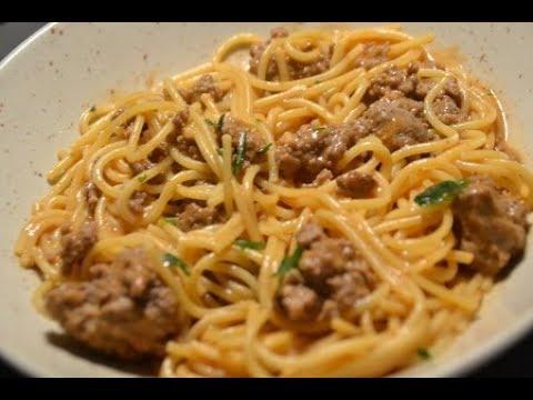 spaghettis-paprika-steak-hachés-au-cookeo