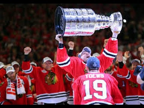 2014-15 Stanley Cup Champions Chicago Blackhawks