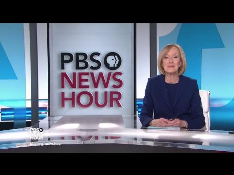 PBS NewsHour full episode, January 19, 2018