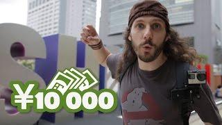 10 000 Yens à Shinjuku (plus jamais un vendredi)