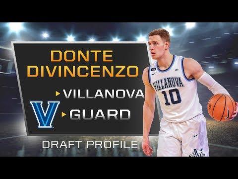 2018 NBA Draft Profile: Donte DiVincenzo (Villanova, Guard)