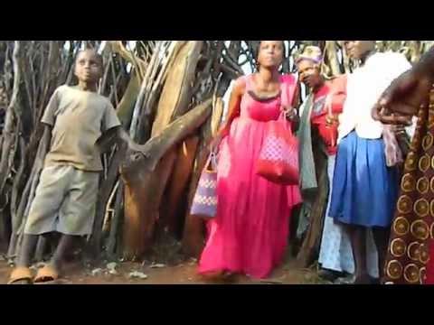 Inyaangi; Traditional Marriage ceremony in Kuria, Tarime  Mara Tanzania. Part 2.