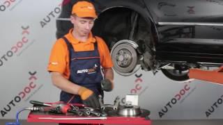 AUDI zoznam tutoriálov – svojpomocná oprava vášho auta
