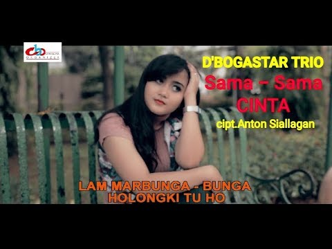 D'BOGASTAR TRIO - SAMA SAMA CINTA ( OFFICIAL  MUSIC VIDEO ) Full HD