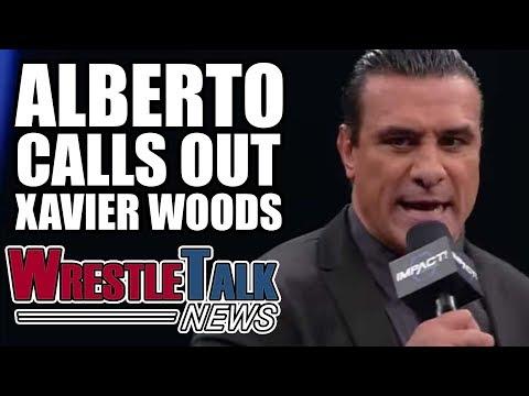 Alberto Del Rio Under Investigation, Calls Out Triple H For Fight!   WrestleTalk News July 2017